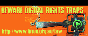Beware digital rights traps